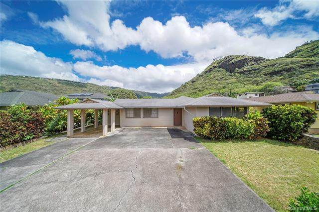 5322 Manauwea Street, Honolulu, HI 96821 (MLS #202008997) :: The Ihara Team