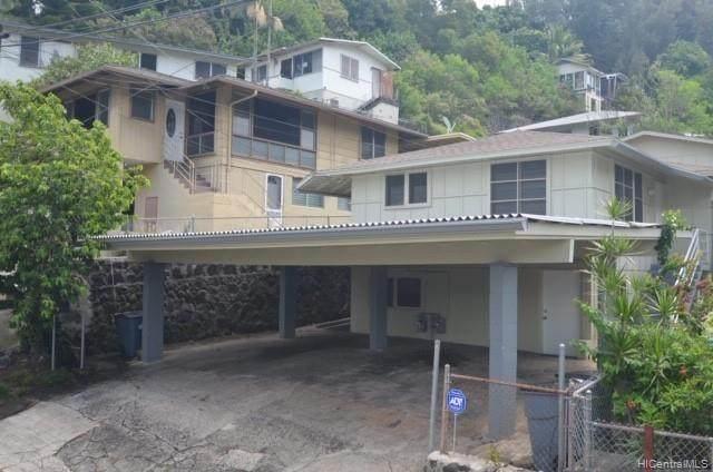 1718 Violet Street, Honolulu, HI 96819 (MLS #202009007) :: The Ihara Team