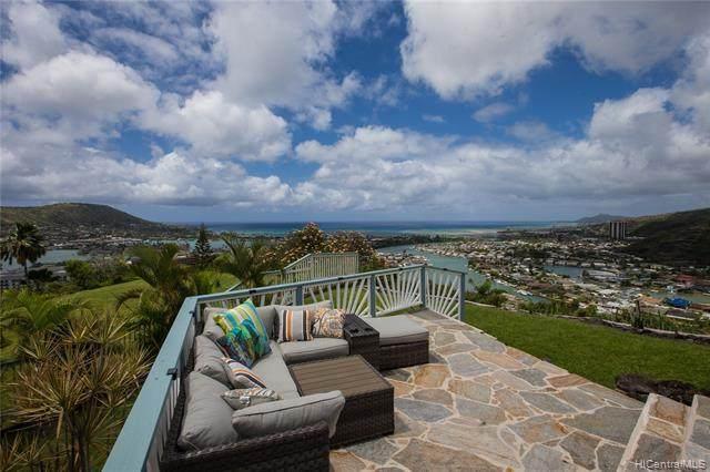 866 Kaahue Street, Honolulu, HI 96825 (MLS #202009074) :: Barnes Hawaii