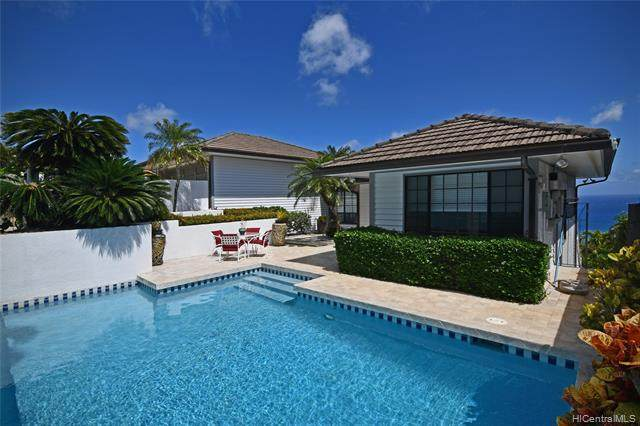 129 Kaulana Way, Honolulu, HI 96821 (MLS #202009098) :: Elite Pacific Properties