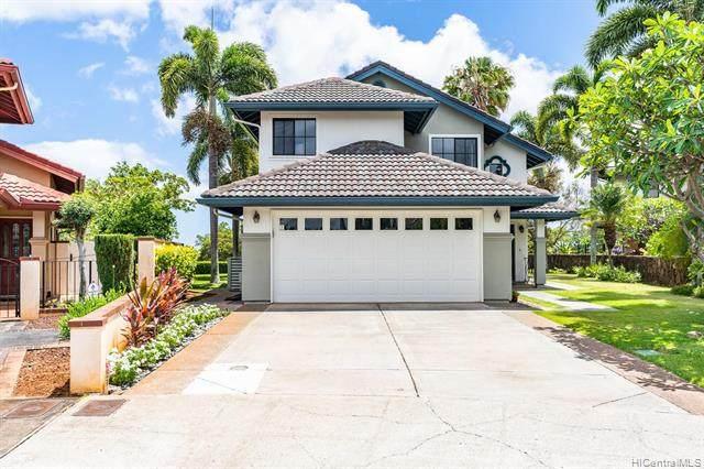 94-201 Olua Place, Waipahu, HI 96797 (MLS #202009230) :: Elite Pacific Properties