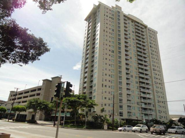 215 N King Street #1911, Honolulu, HI 96817 (MLS #202009240) :: Barnes Hawaii
