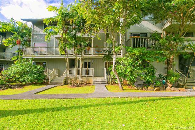 45-180 Mahalani Place #14, Kaneohe, HI 96744 (MLS #202009241) :: Island Life Homes