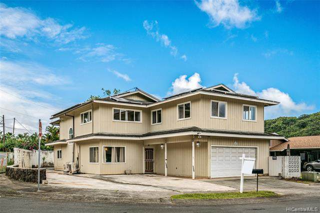 47-422 Hui Aukuu Place, Kaneohe, HI 96744 (MLS #202009253) :: The Ihara Team