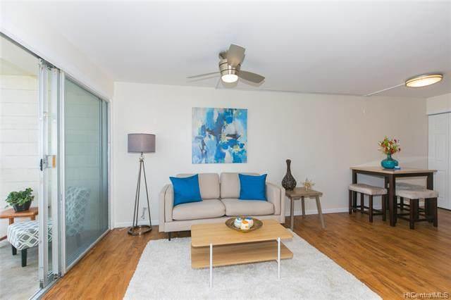 1655 Makaloa Street #901, Honolulu, HI 96814 (MLS #202009290) :: Elite Pacific Properties