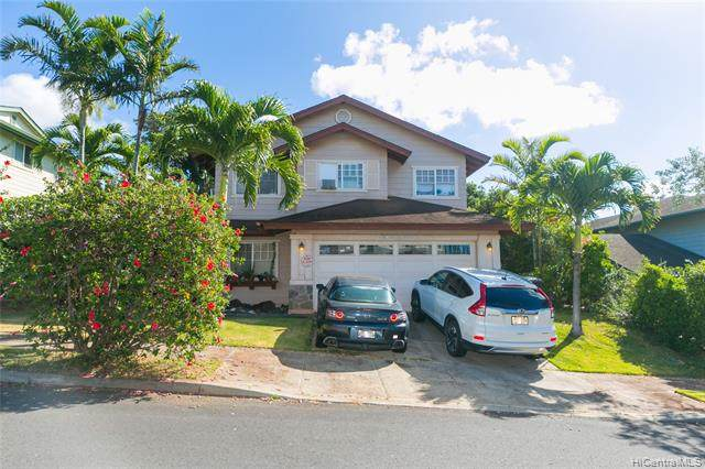92-125 Hihialou Place, Kapolei, HI 96707 (MLS #202009304) :: Keller Williams Honolulu