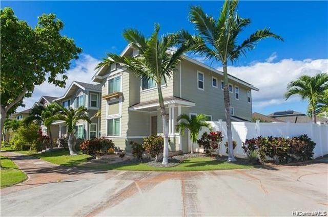 91-1052 Kai Kukuma Street, Ewa Beach, HI 96706 (MLS #202009312) :: Barnes Hawaii