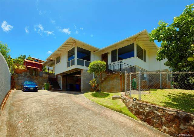 Address Not Published, Pearl City, HI 96782 (MLS #202009334) :: Keller Williams Honolulu