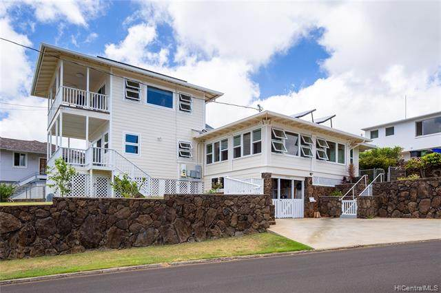 1326 Center Street, Honolulu, HI 96816 (MLS #202009356) :: Elite Pacific Properties