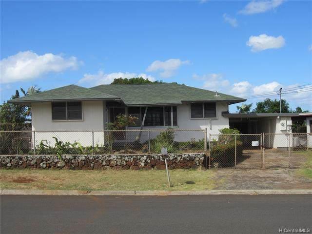 821 Hoomalu Street, Pearl City, HI 96782 (MLS #202009360) :: Keller Williams Honolulu
