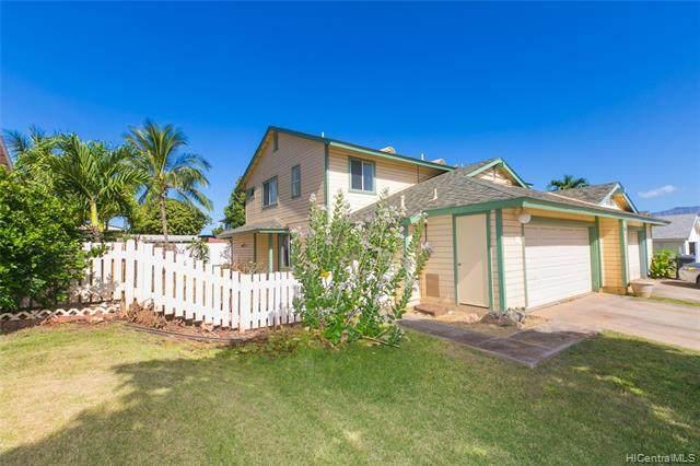 87-883 Kulauku Street, Waianae, HI 96792 (MLS #202009394) :: Elite Pacific Properties