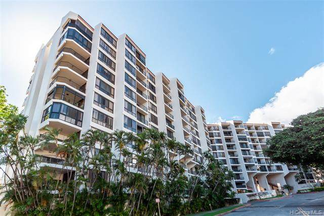 3138 Waialae Avenue #118, Honolulu, HI 96816 (MLS #202009398) :: Elite Pacific Properties