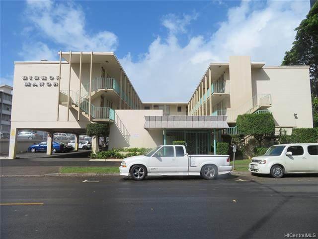 920 Kaheka Street #10, Honolulu, HI 96814 (MLS #202009403) :: Elite Pacific Properties