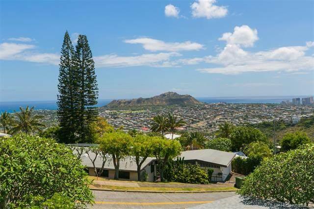 1808 Halekoa Drive, Honolulu, HI 96821 (MLS #202009439) :: The Ihara Team