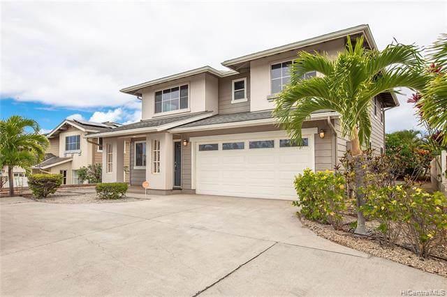 94-546 Halekuai Place, Waipahu, HI 96797 (MLS #202009470) :: Team Lally
