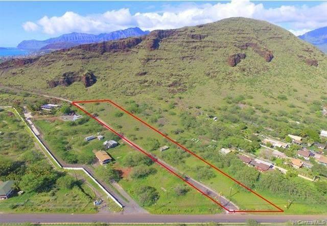 87-310 Hakimo Road, Waianae, HI 96792 (MLS #202010493) :: Elite Pacific Properties
