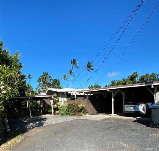 557A Olomana Street, Kailua, HI 96734 (MLS #202010521) :: The Ihara Team