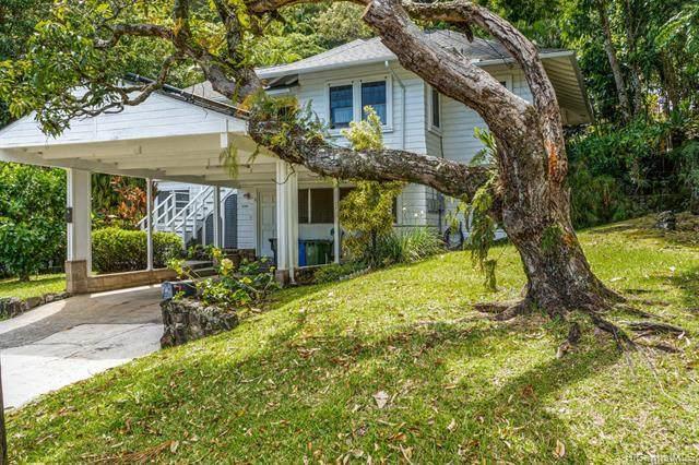 3136 Huelani Drive, Honolulu, HI 96822 (MLS #202010533) :: Keller Williams Honolulu