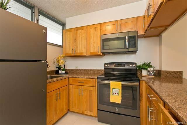 555 University Avenue #304, Honolulu, HI 96826 (MLS #202010568) :: Elite Pacific Properties
