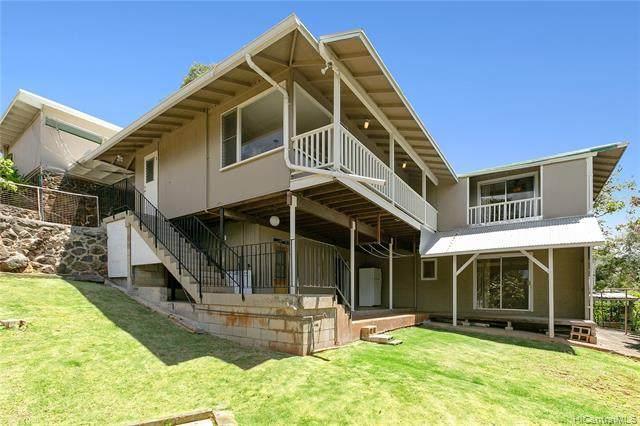 99-639 Aiea Heights Drive, Aiea, HI 96701 (MLS #202010626) :: Barnes Hawaii