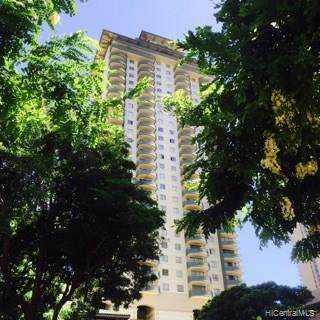 421 Olohana Street #2503, Honolulu, HI 96815 (MLS #202010640) :: Elite Pacific Properties