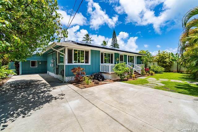 298 Awakea Road, Kailua, HI 96734 (MLS #202010654) :: Keller Williams Honolulu
