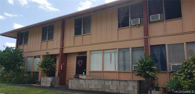 1339 Kipaipai Street 19C, Pearl City, HI 96782 (MLS #202010663) :: Keller Williams Honolulu