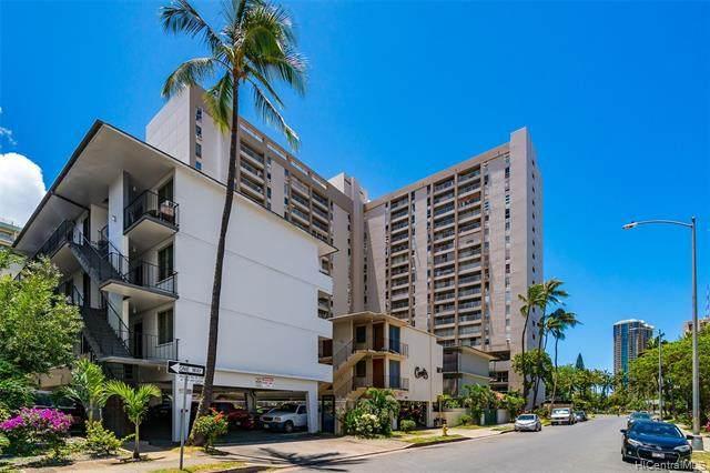 437 Pau Street, Honolulu, HI 96815 (MLS #202010667) :: Keller Williams Honolulu