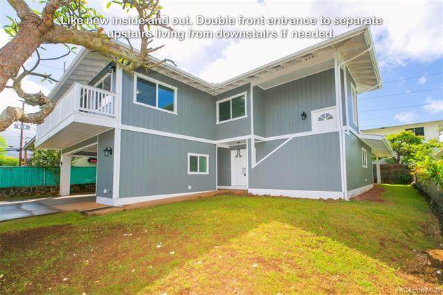 1529 Martin Street, Honolulu, HI 96819 (MLS #202010668) :: Elite Pacific Properties