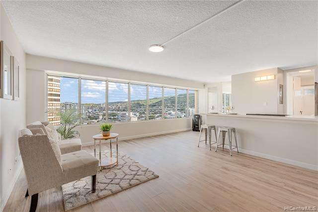 2525 Date Street #1905, Honolulu, HI 96826 (MLS #202010696) :: Elite Pacific Properties