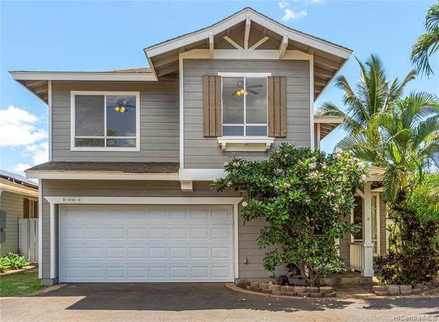91-1056B Kalehuna Street, Kapolei, HI 96707 (MLS #202010728) :: Keller Williams Honolulu