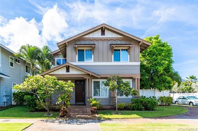 91-1023 Kai Kukuma Street, Ewa Beach, HI 96706 (MLS #202010735) :: Elite Pacific Properties