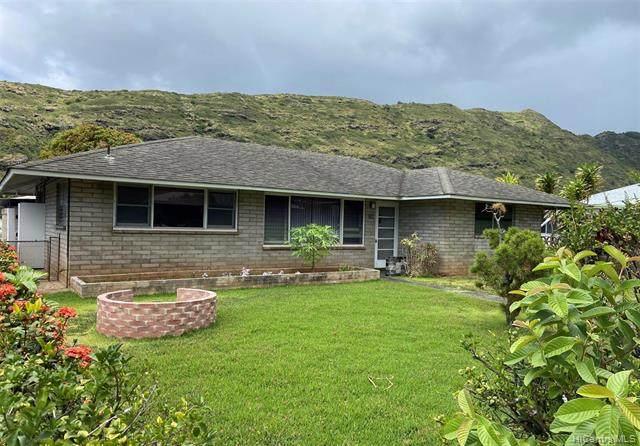 256 Kuliouou Road, Honolulu, HI 96821 (MLS #202010770) :: Barnes Hawaii