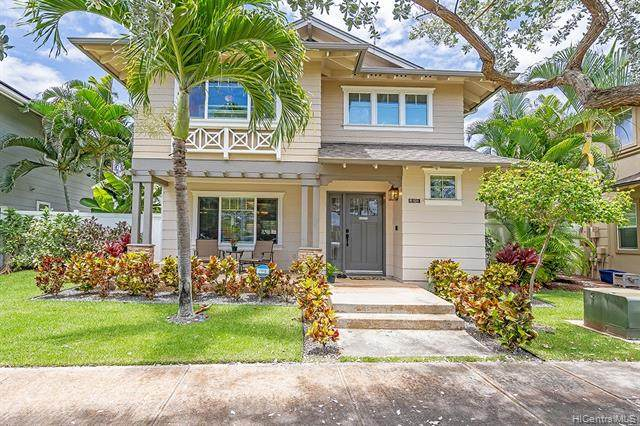 91-1011 Kai Loli Street, Ewa Beach, HI 96706 (MLS #202010780) :: Barnes Hawaii