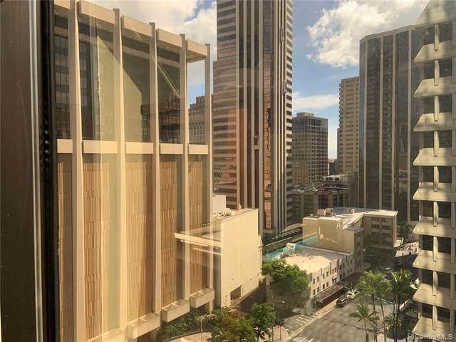 1188 Bishop Street #1411, Honolulu, HI 96813 (MLS #202010800) :: Elite Pacific Properties
