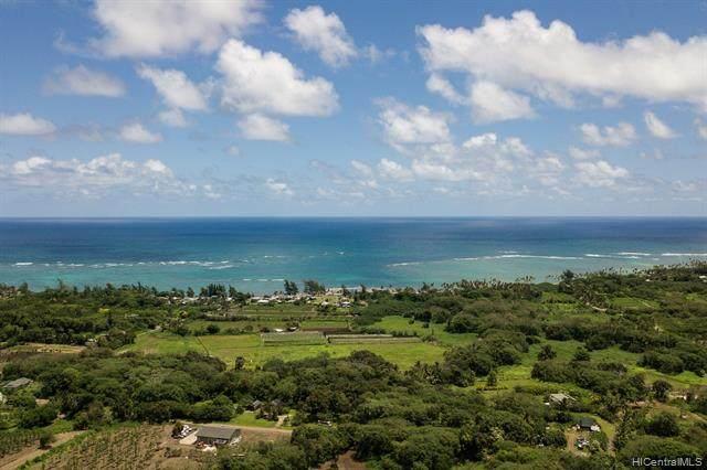53-372M Kamehameha Highway #8, Hauula, HI 96717 (MLS #202010817) :: Team Lally