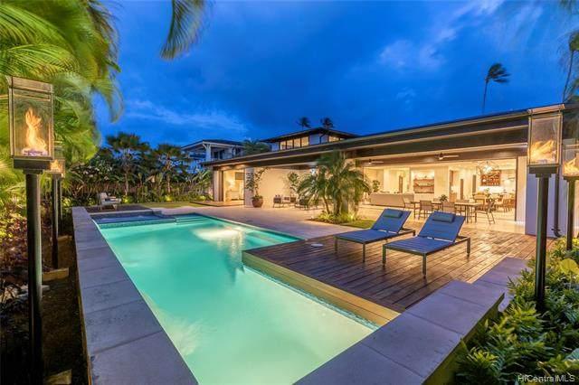 4620 Kahala Avenue, Honolulu, HI 96816 (MLS #202010848) :: Barnes Hawaii