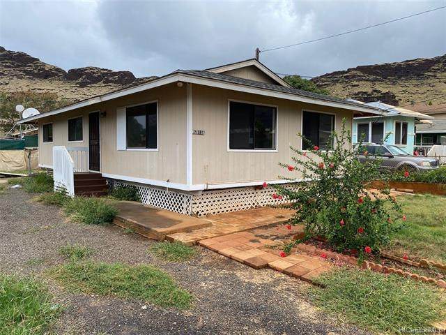 87-136 Lualei Place, Waianae, HI 96792 (MLS #202010877) :: Elite Pacific Properties