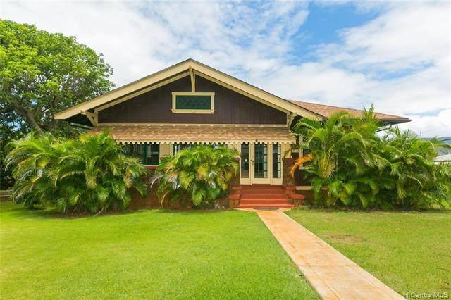 756 11th Avenue, Honolulu, HI 96816 (MLS #202010884) :: Corcoran Pacific Properties