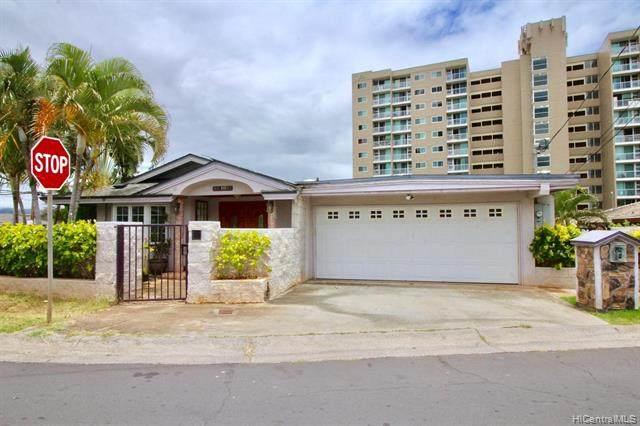 94-1091 Nalii Street, Waipahu, HI 96797 (MLS #202010904) :: Elite Pacific Properties