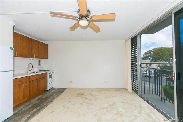 1650 Kanunu Street #209, Honolulu, HI 96814 (MLS #202010910) :: Elite Pacific Properties