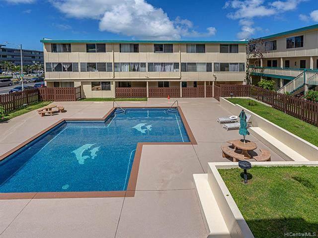 46-232 Kahuhipa Street D202, Kaneohe, HI 96744 (MLS #202010915) :: Elite Pacific Properties