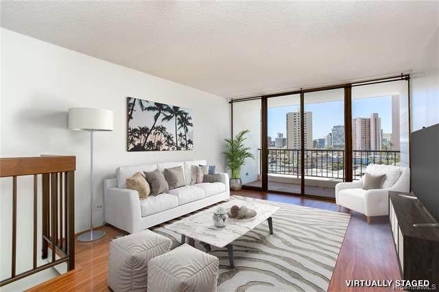 739 Hausten Street #806, Honolulu, HI 96826 (MLS #202010955) :: Elite Pacific Properties