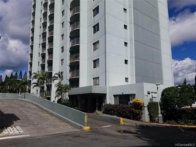 98-1038 Moanalua Road 7/1407, Aiea, HI 96701 (MLS #202010965) :: Team Lally