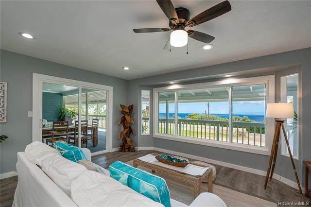 59-335 Wilinau Road, Haleiwa, HI 96712 (MLS #202010972) :: Island Life Homes