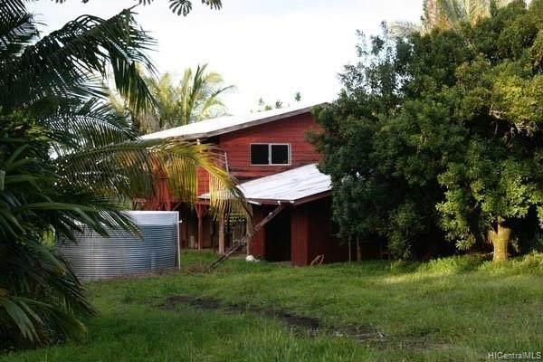 14-3855 Railroad Avenue, Pahoa, HI 96778 (MLS #202010988) :: Elite Pacific Properties