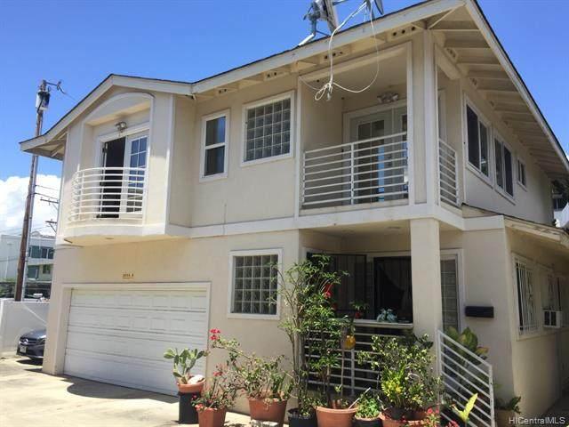 2633 Maunawai Place A, Honolulu, HI 96826 (MLS #202011001) :: Elite Pacific Properties