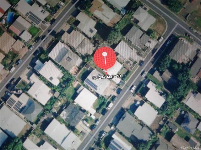 87-272 Maia Street, Waianae, HI 96792 (MLS #202011045) :: Elite Pacific Properties