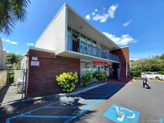 1741 Nuuanu Avenue, Honolulu, HI 96817 (MLS #202011055) :: The Ihara Team