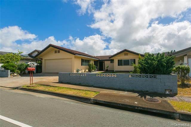 1479 Ala Napunani Street, Honolulu, HI 96818 (MLS #202011084) :: Island Life Homes
